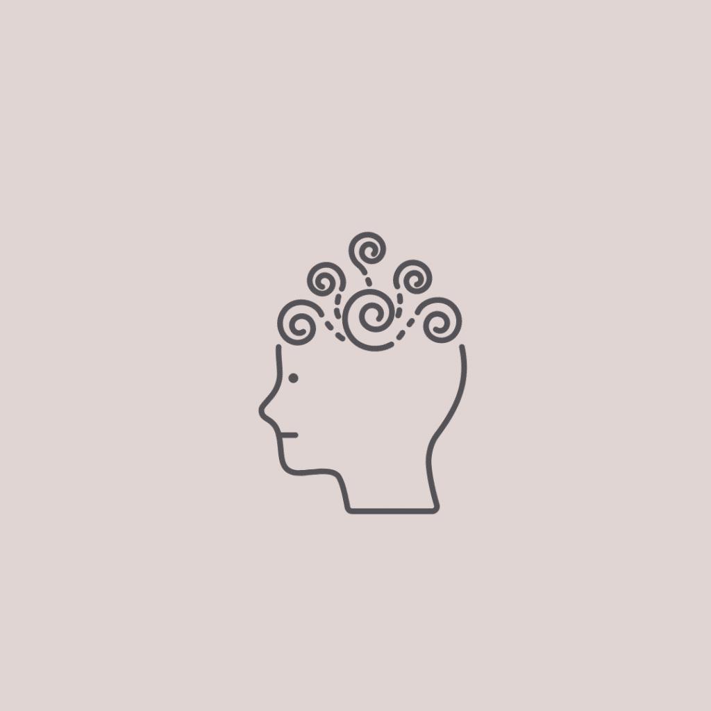 Zeichnung von einem Kopf
