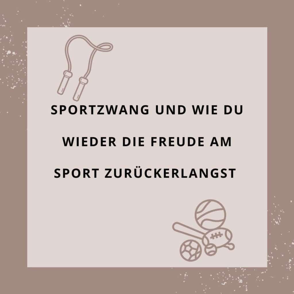 Sportzwang und wie du wieder die Freude am Sport zurueck erlangst_magersucht